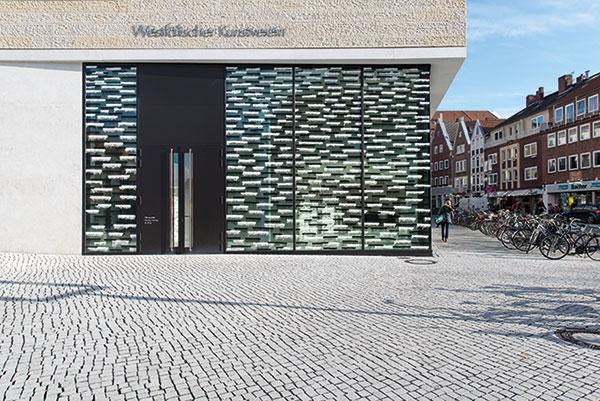 westfälischer Kunstverein Eingang
