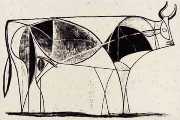 Lithografie im Pablo Picasso Museum Muenster