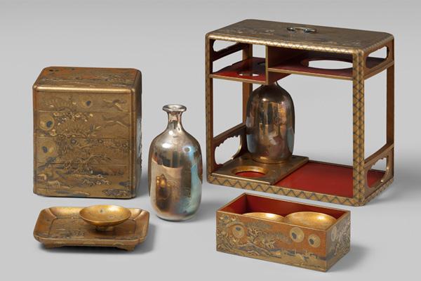 Exponat aus Japan_Museum für Lackkunst Münster