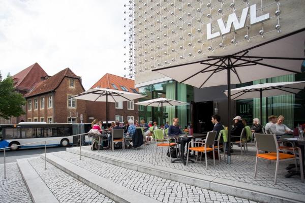 Restaurant Lux im LWL-Museum für Kunst und Kultur in Münster