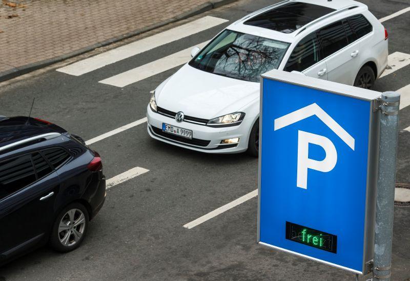 Kostenlos Parken in Münster