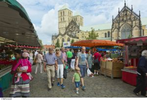 Wochenmarkt Münster