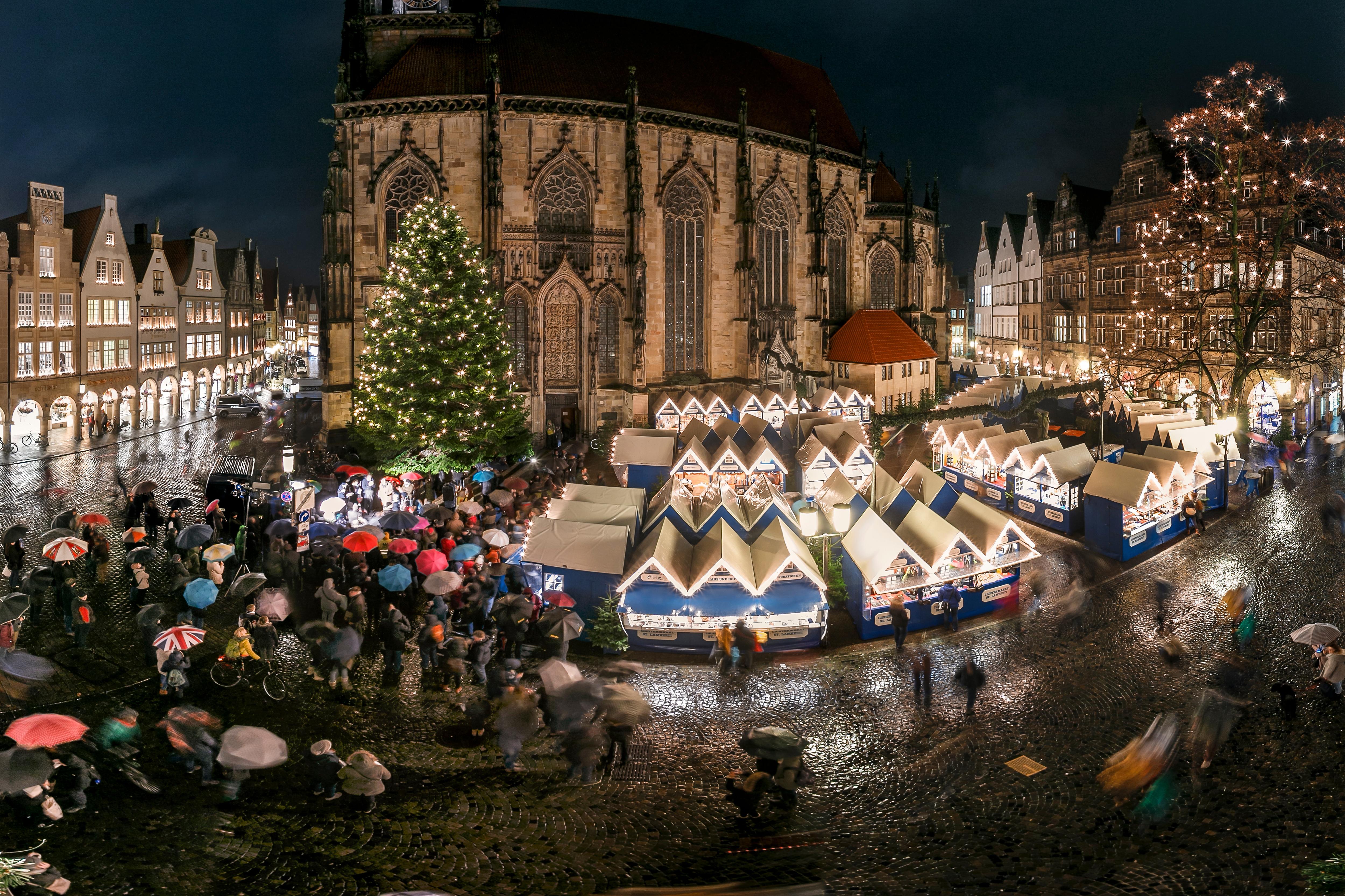Weihnachtsmarkt Waren 2019.Weihnachtsmärkte In Münster Münstercard